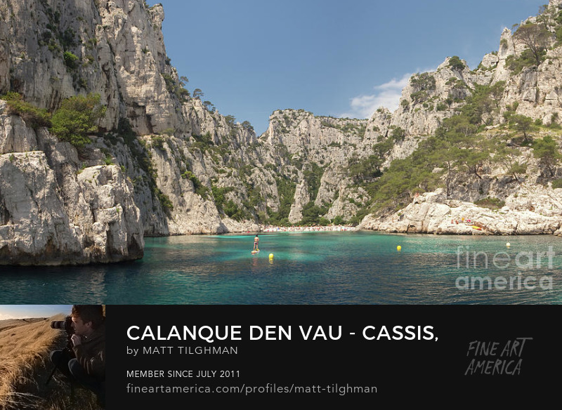 Cassis France Calanques Photography Prints