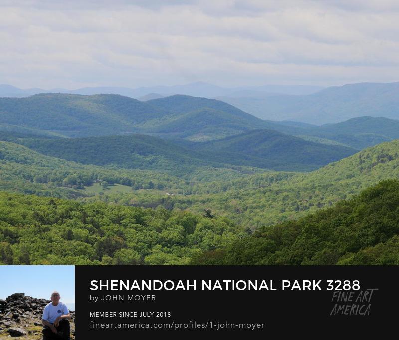 Shenandoah National Park, May 7, 2017