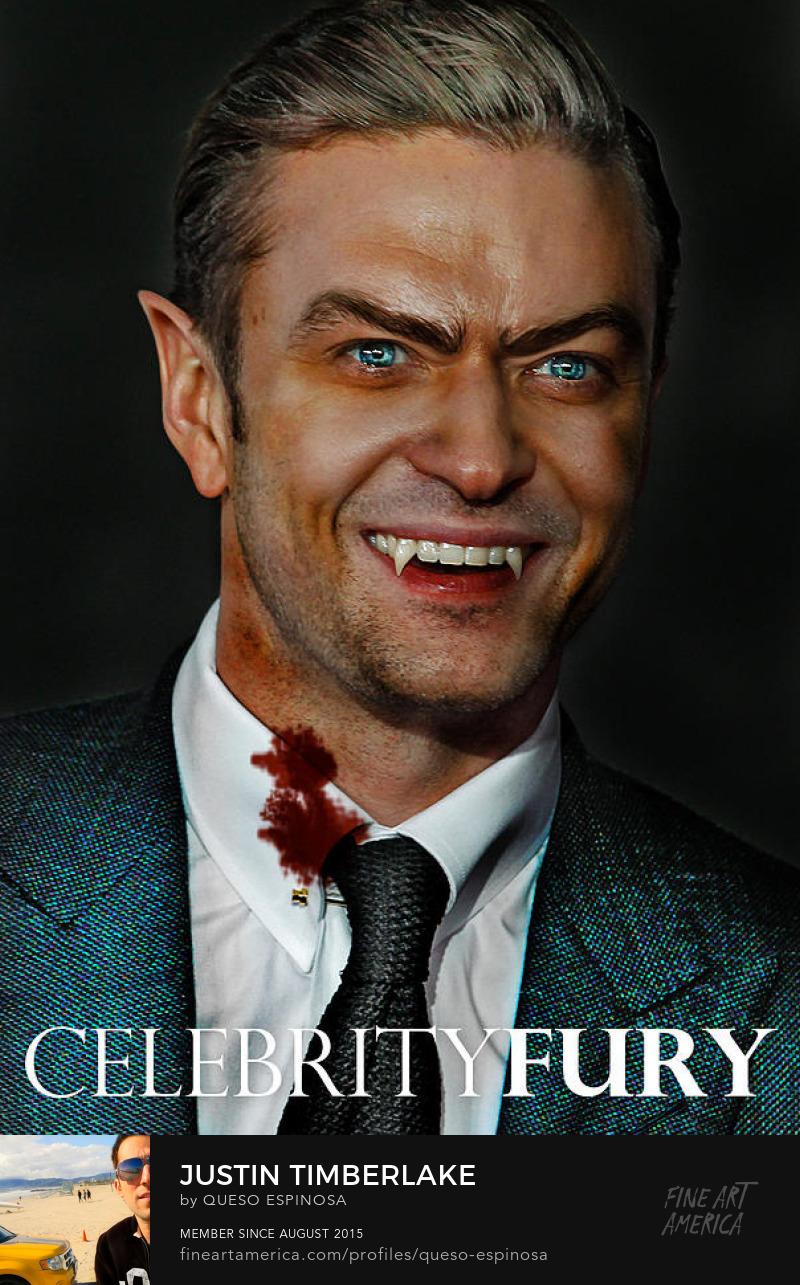 Sell Art Online Justin Timberlake Justin Timberlake displayartwork