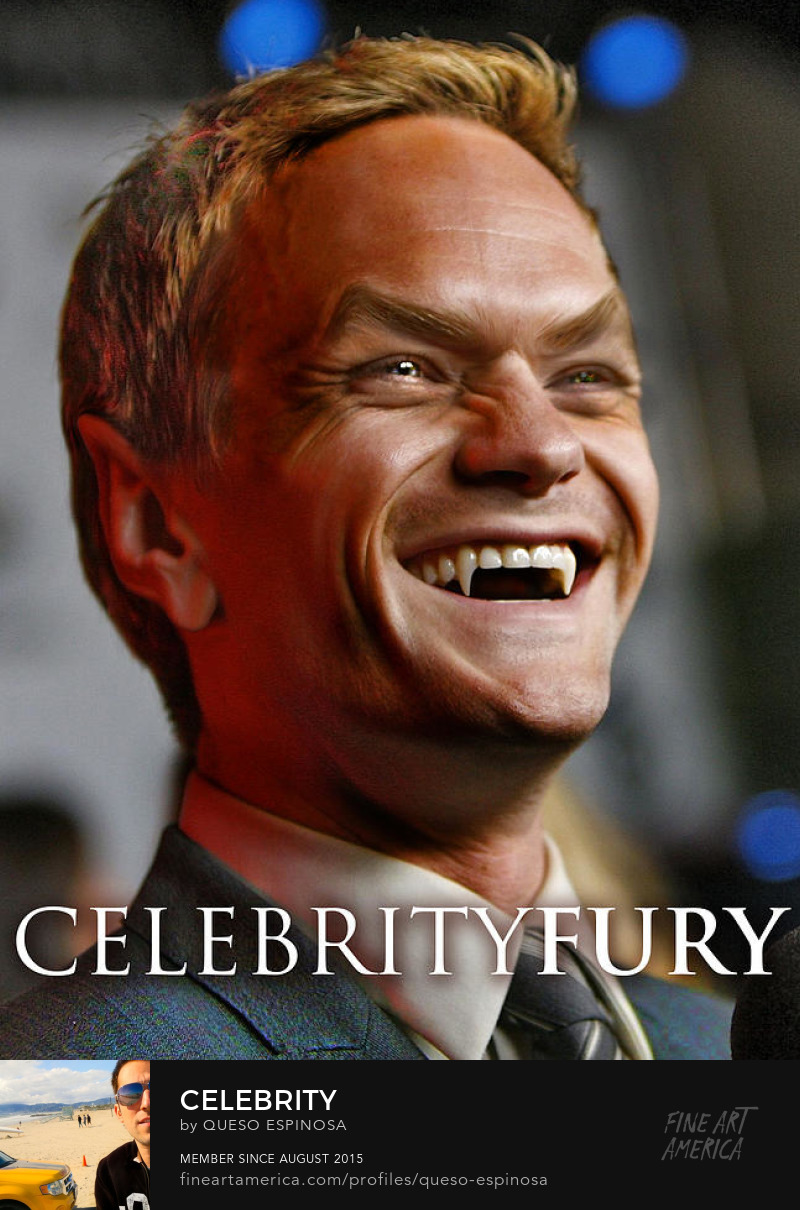 Photography Prints Neil Patrick Harris Neil Patrick Harris displayartwork