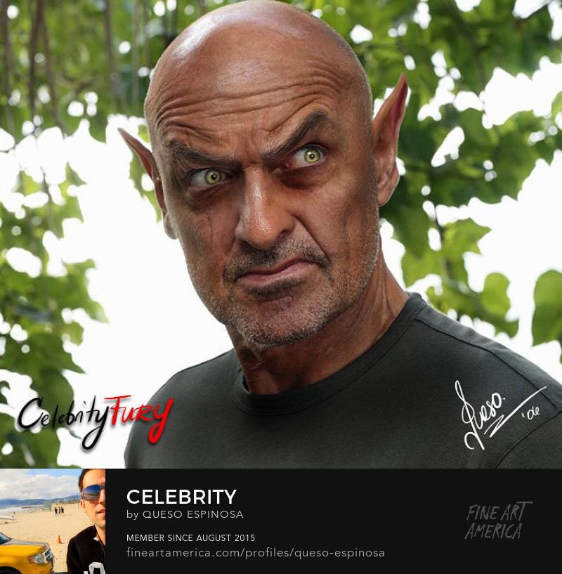 Art Prints Terry O'Quinn Terry O'Quinn displayartwork