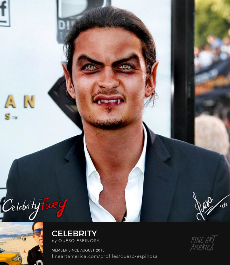 Sell Art Online Orlando Bloom Orlando Bloom displayartwork