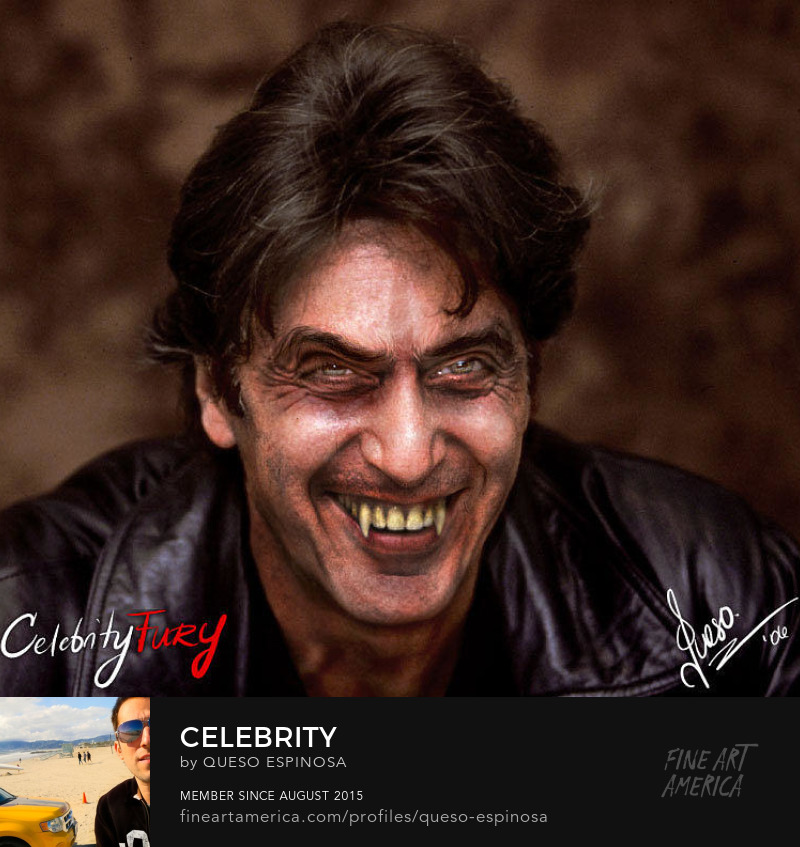 Photography Prints Al Pacino Al Pacino displayartwork