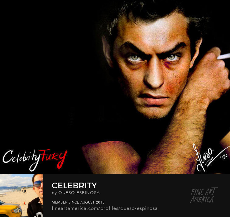 Sell Art Online Jude Law Jude Law displayartwork