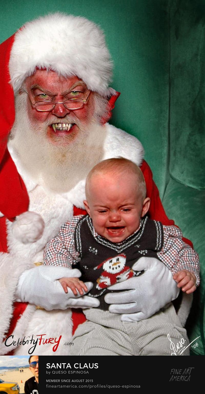 Photography Prints Santa Claus Santa Claus displayartwork