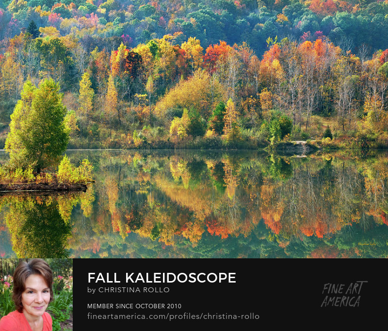 Fall Kaleidoscope