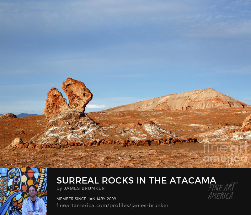 Atacama Desert Art Prints