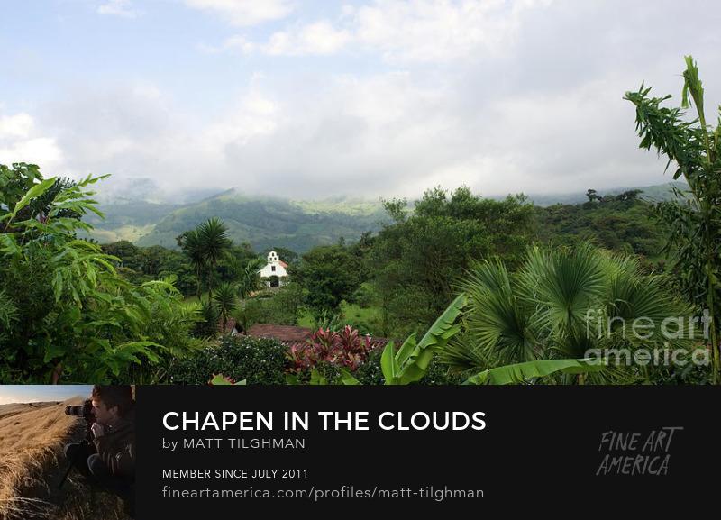 Costa Rica Chapel Art