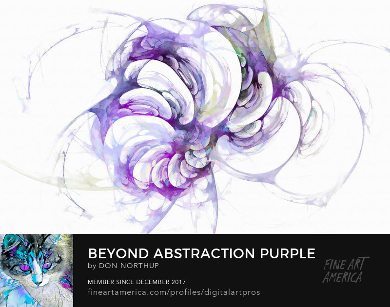 Beyond Abstraction Art Print