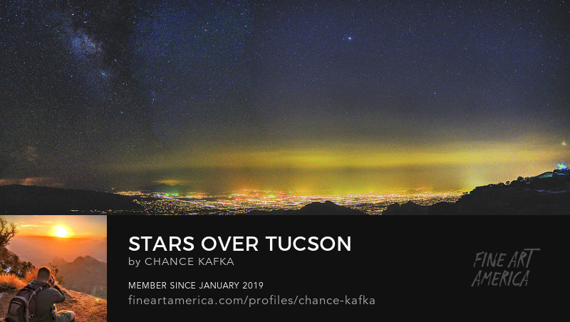 stars-over-tucson-chance-kafka Photography Prints