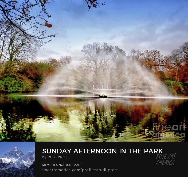 Sunday in the Park by Rudi Prott