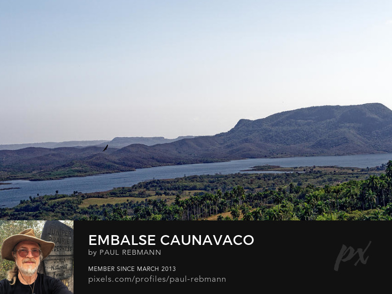 View online purchase options for Embalse Caunavaco by Paul Rebmann