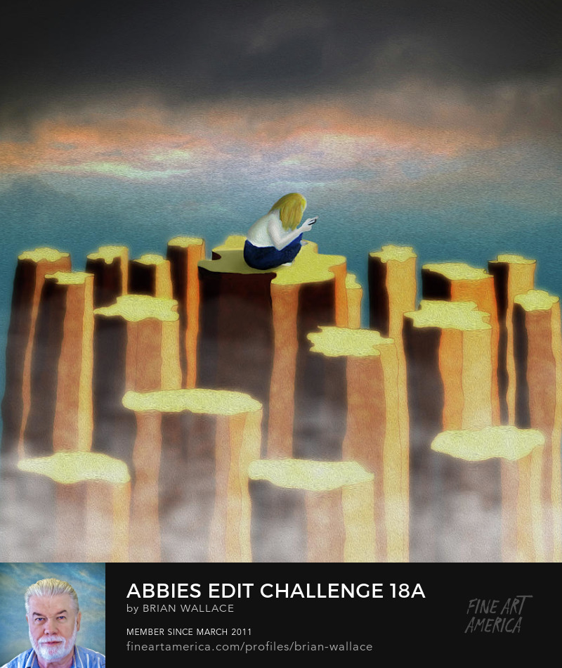 Abbies Edit Challenge 18a by Brian Wallace