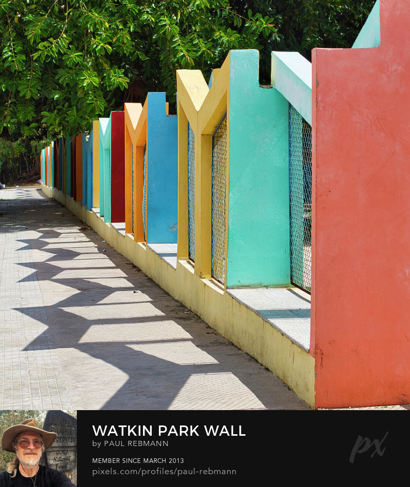 View online purchase options for Watkin Park Wall by Paul Rebmann