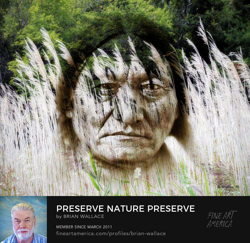 Preserve Nature Preserve Ourselves by Brian Wallace
