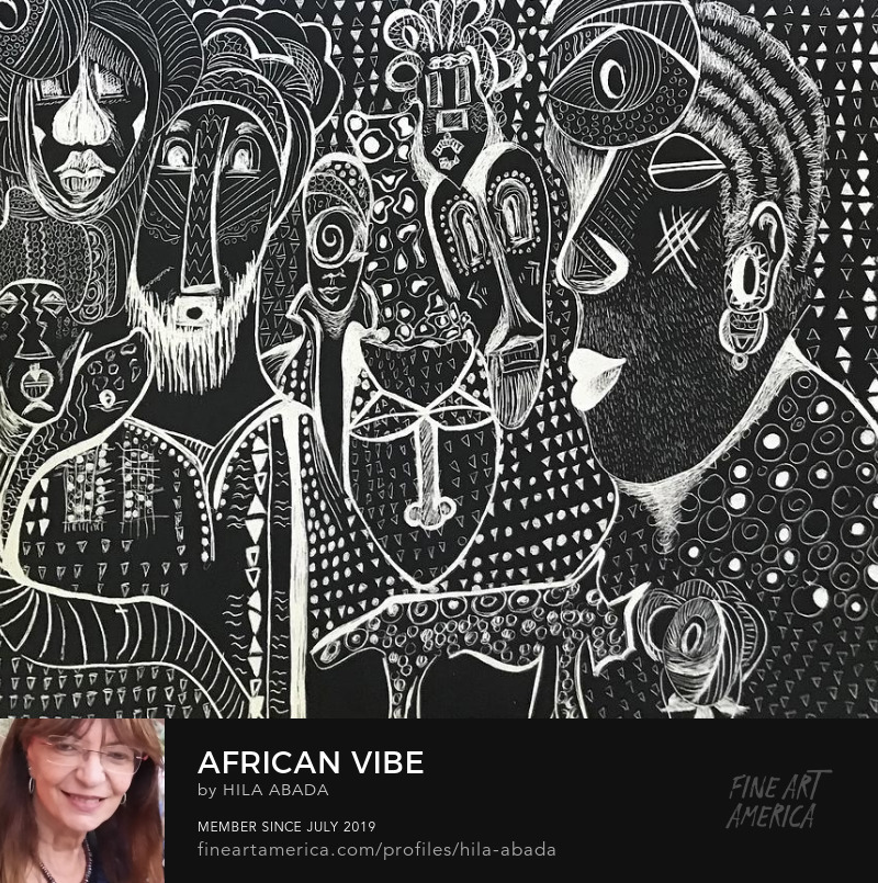 African Vibe Prints