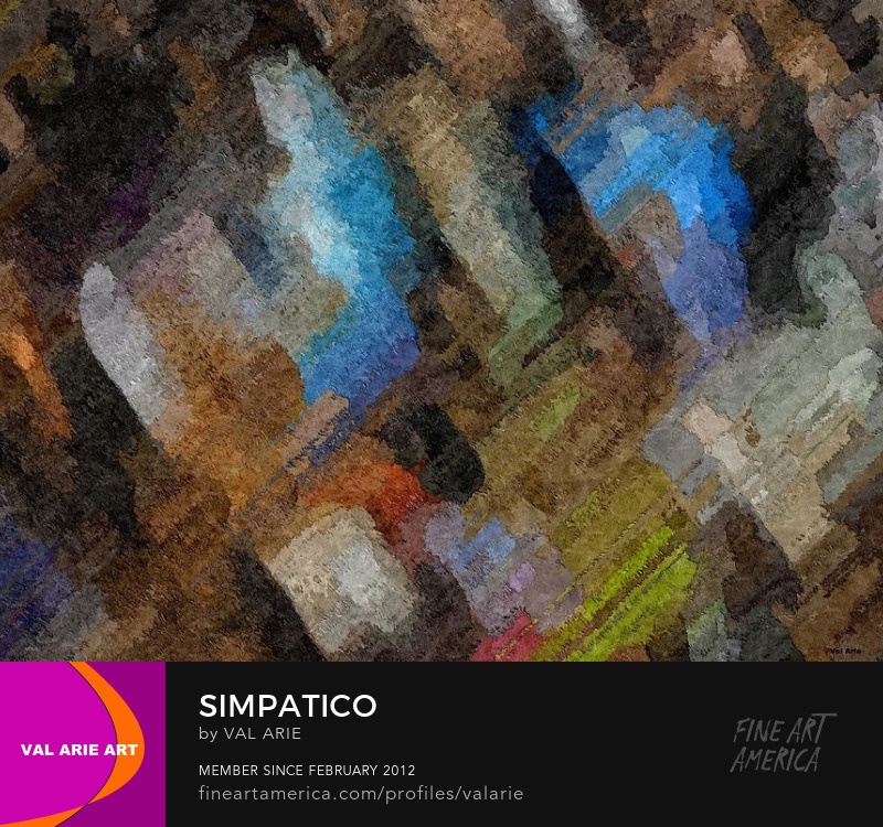 Simpatico by Val Arie
