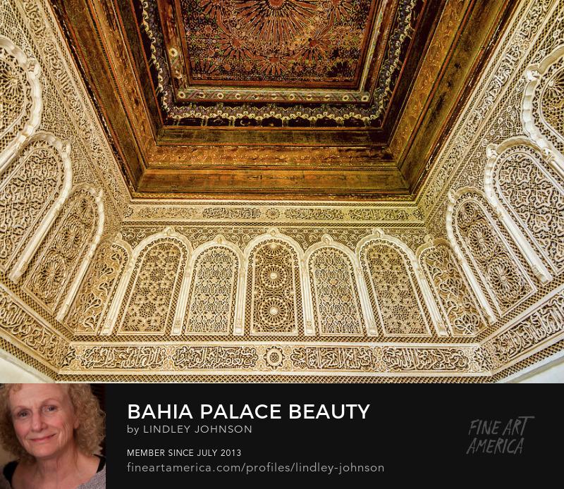 bahia palace beauty by lindley johnson