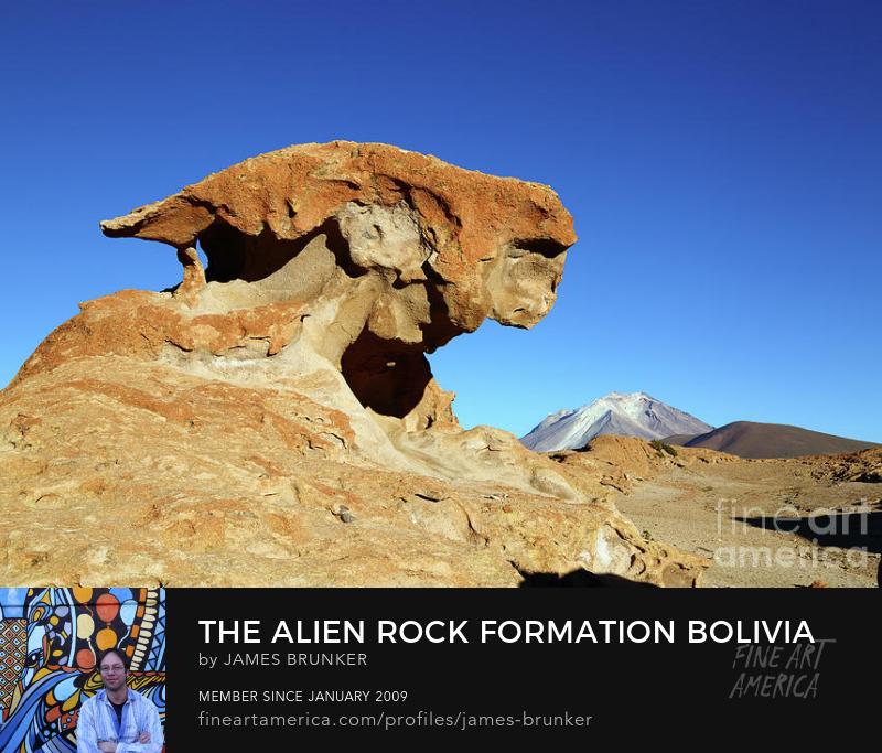 Rock Formations Art Prints