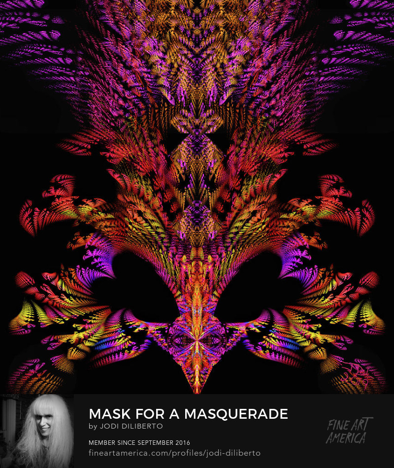 Mask for a Masquerade