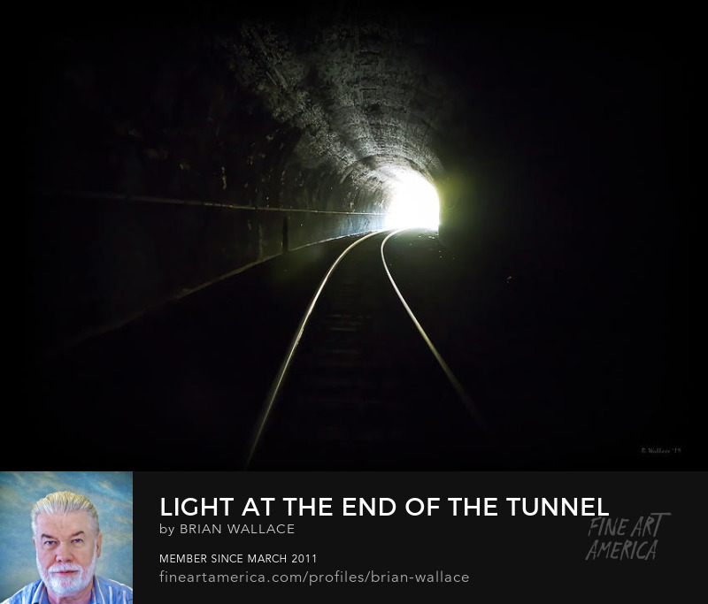 Light At The End Of The Tunnel by Brian Wallace