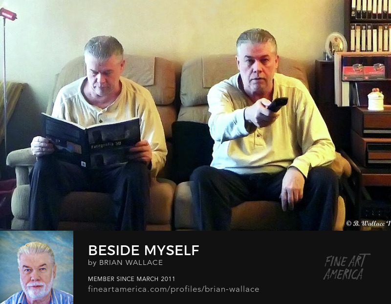 Beside Myself by Brian Wallace