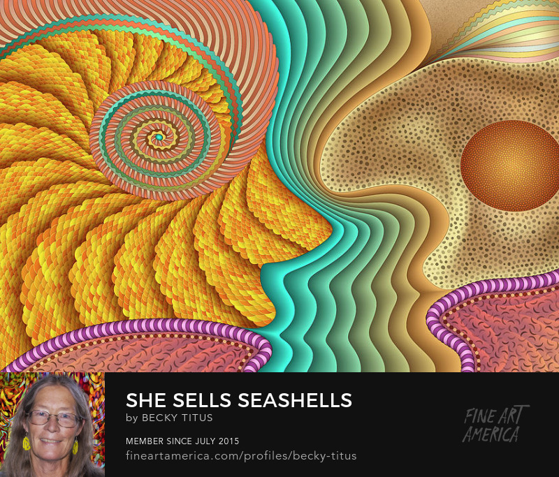 She Sells Seashells by Becky Titus