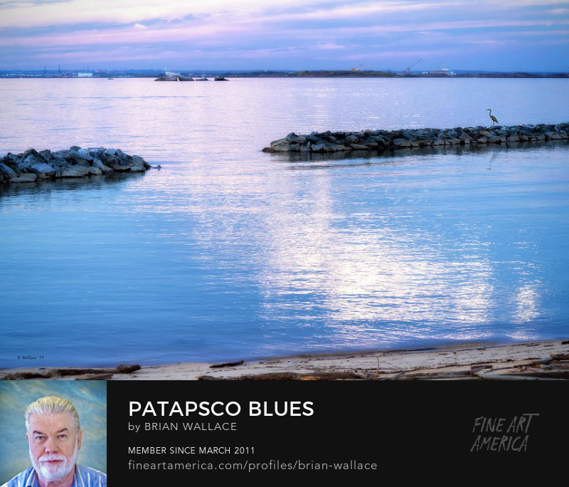 Patapsco Blues by Brian Wallace