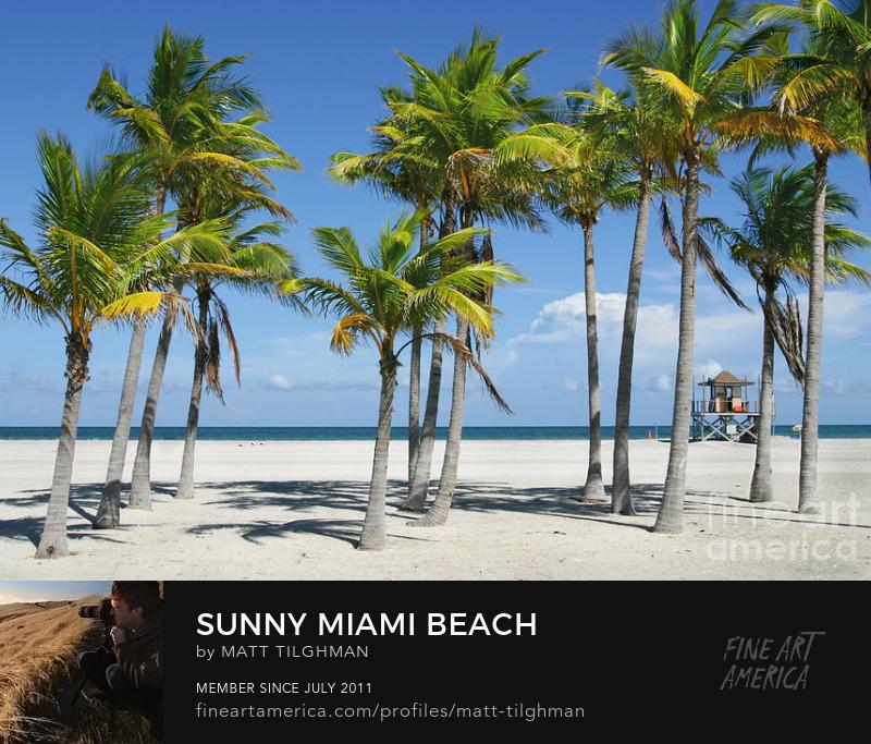 Key Biscayne Florida Photography Prints