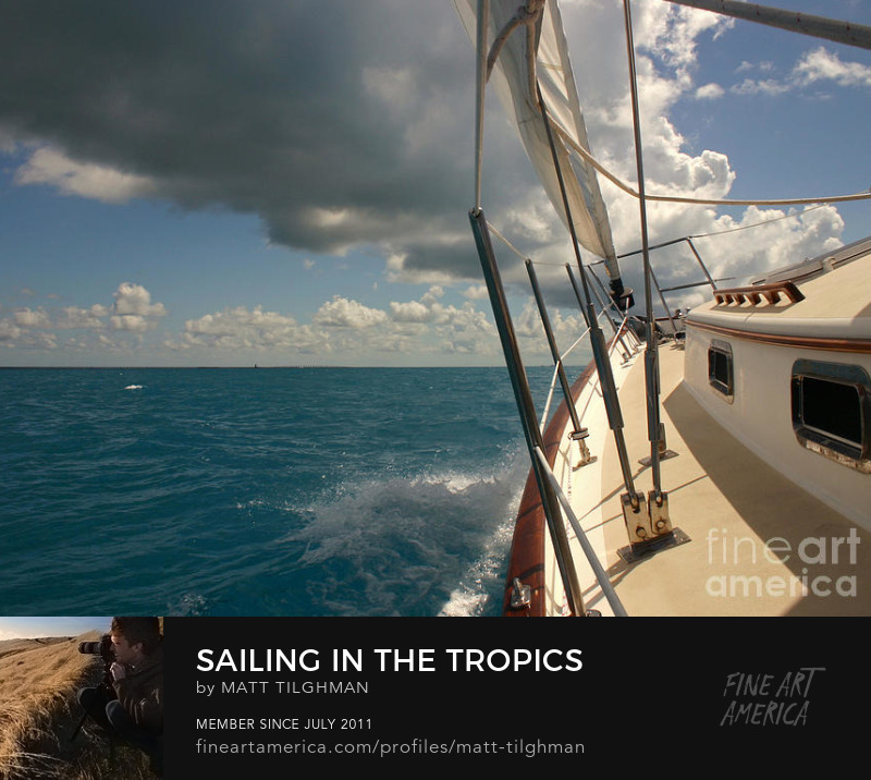 Sailing in the Florida Keys Art Online