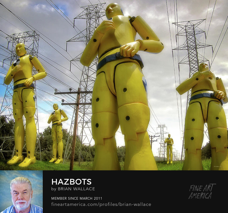 Hazbots by Brian Wallace