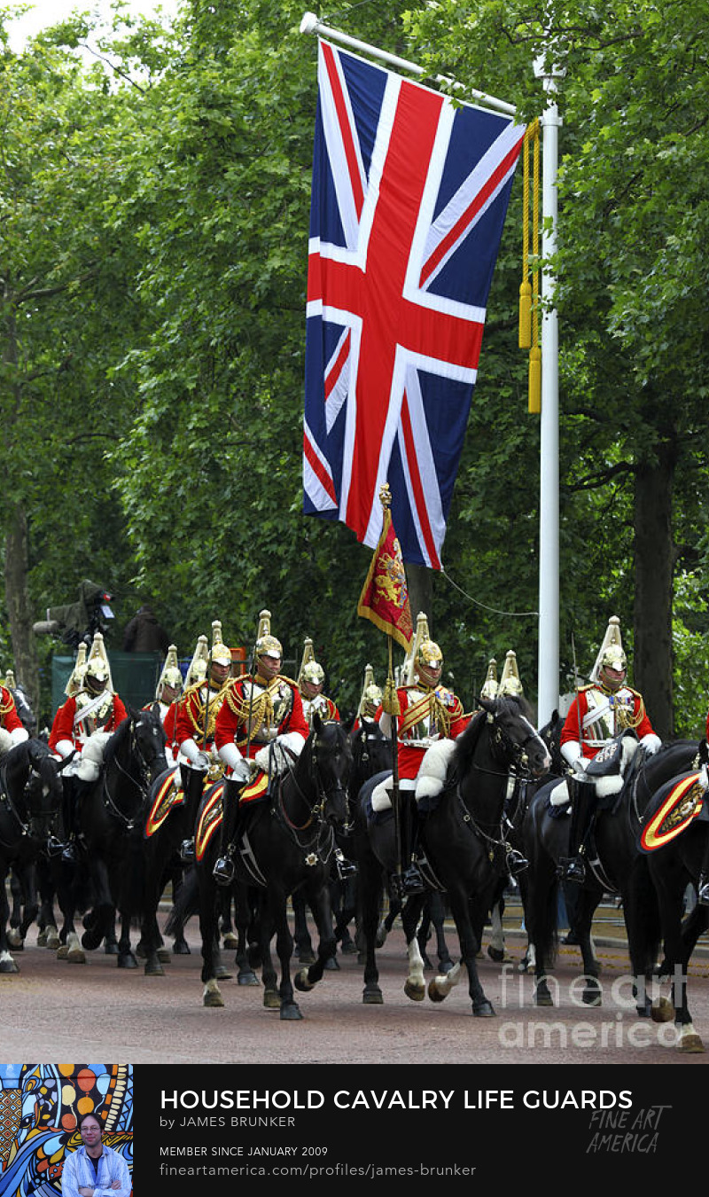 Trooping the Colour London Photo Prints