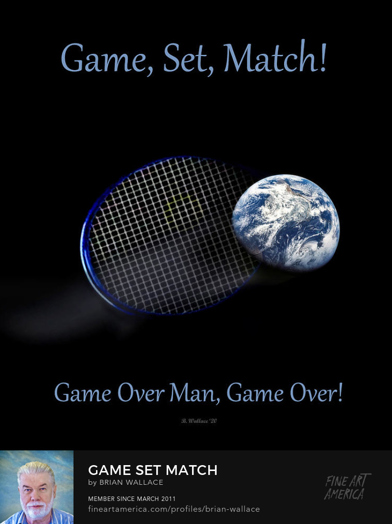 Game Set Match by Brian Wallace