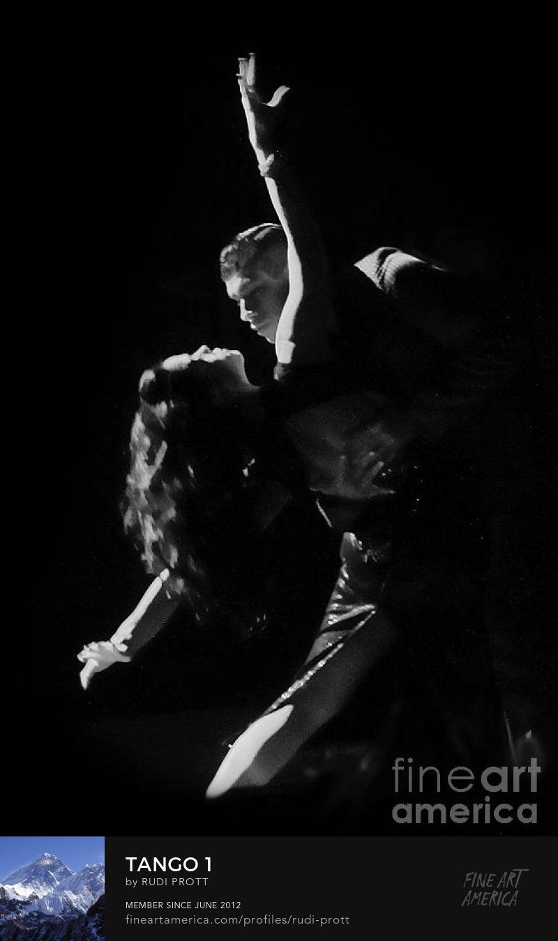 tango by Rudi Prott