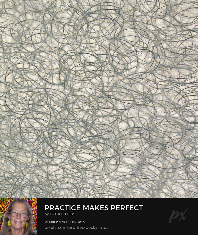 Practice Makes Perfect by Becky Titus