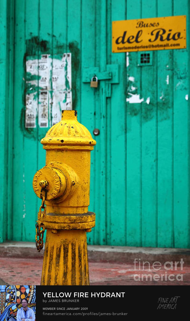 Fireplug Photography Prints