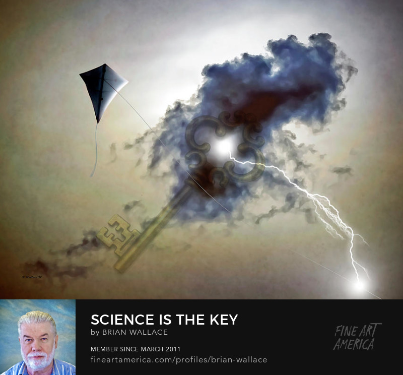Science Is The Key by Brian Wallace