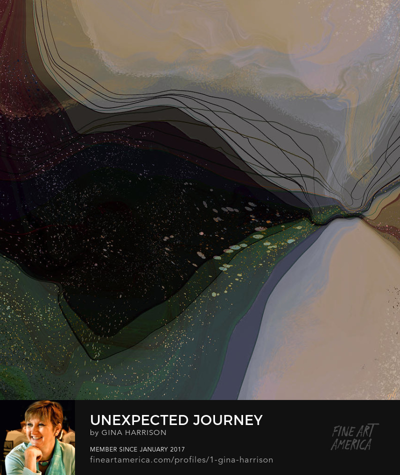Unexpected Journey by Gina Harrison