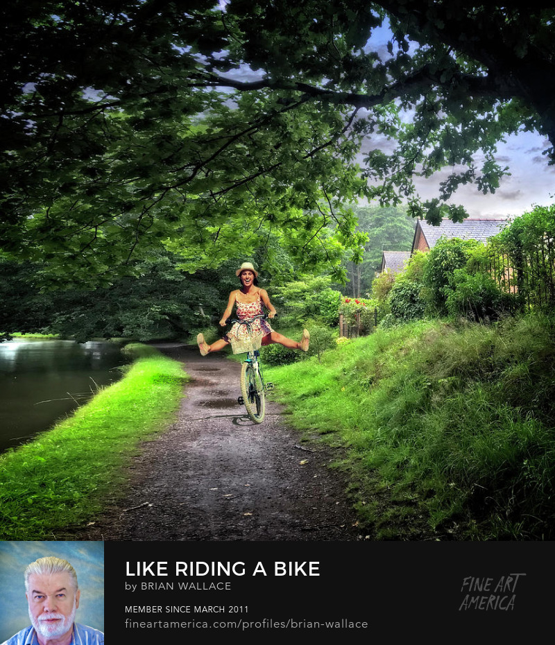 Like Riding A Bike by Brian Wallace