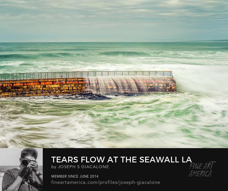 La Jolla Coast Art Prints