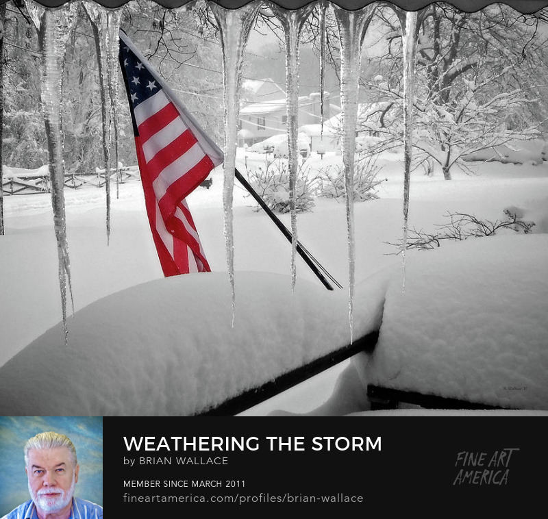 Weathering The Storm by Brian Wallace