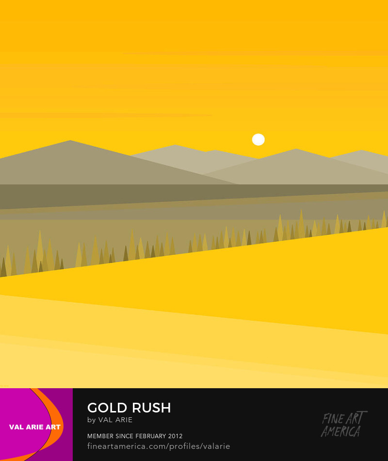 Gold Rush by Val Arie