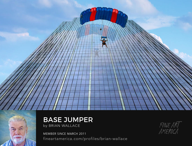 Base Jumper by Brian Wallace