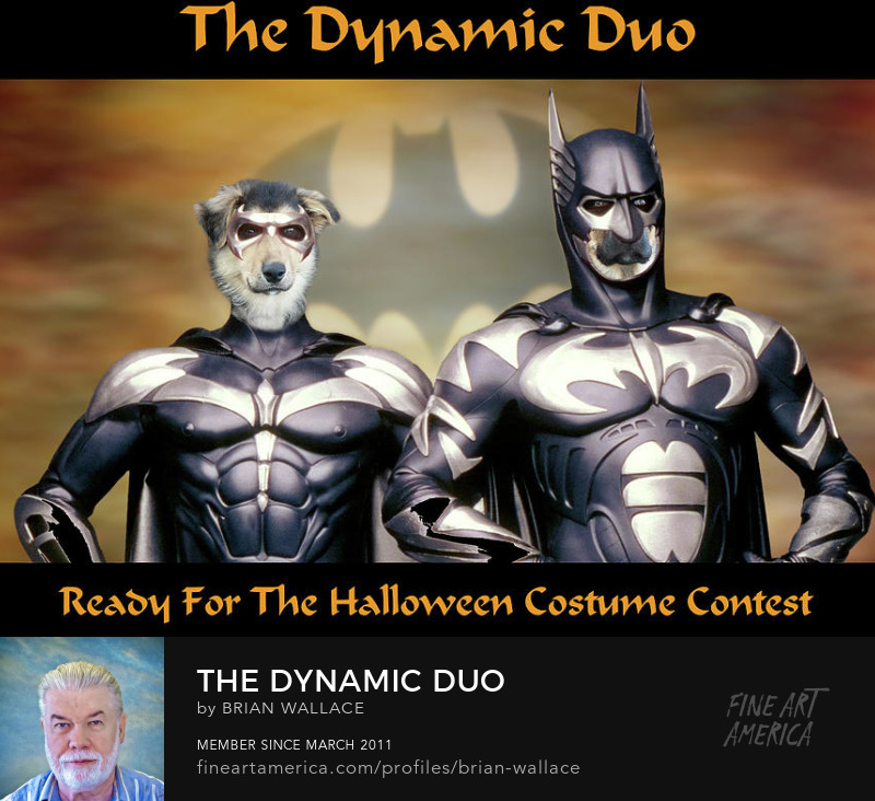 The Dynamic Duo by Brian Wallace