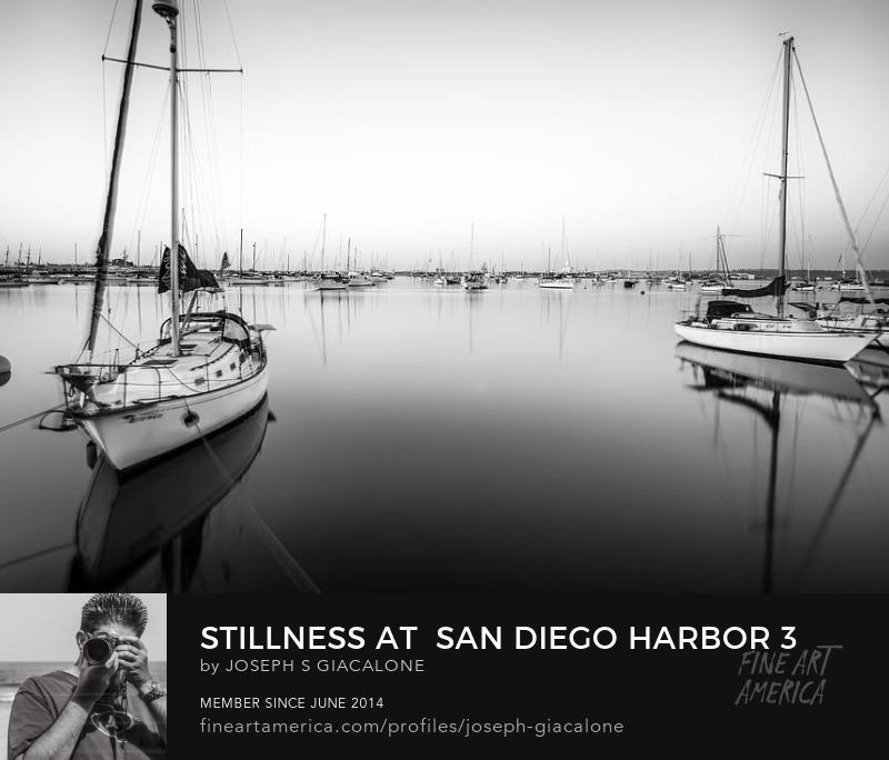 San Diego Harbor Fine Art