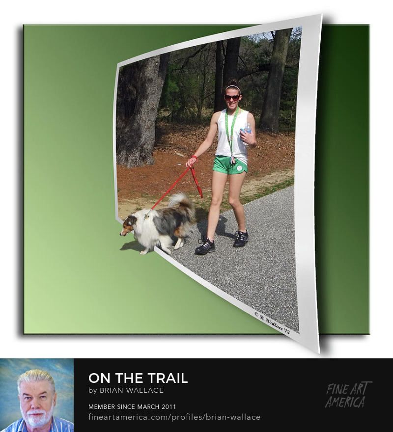 On The Trail by Brian Wallace