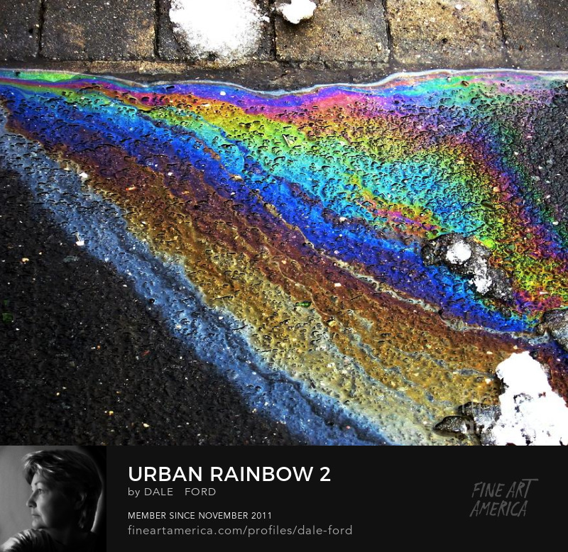 Urban Rainbow by Dale Ford