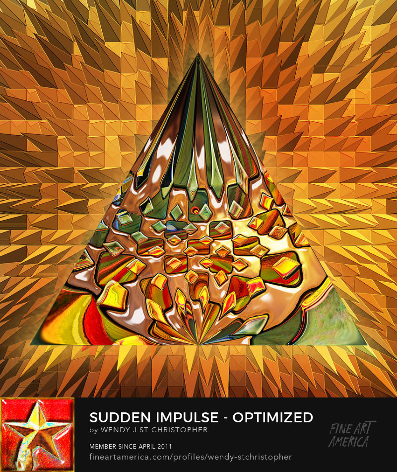 Sudden Impulse by Wendy J St Christopher