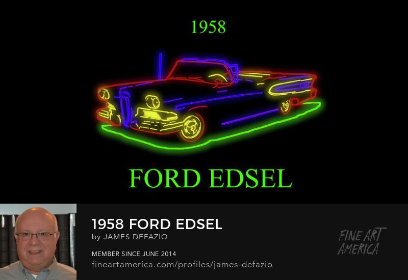 1958 Ford Edsel