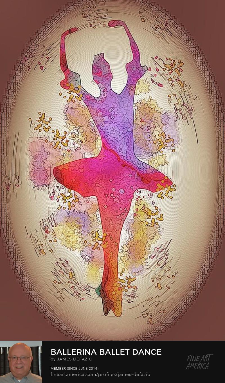 Ballerina Ballet Dance